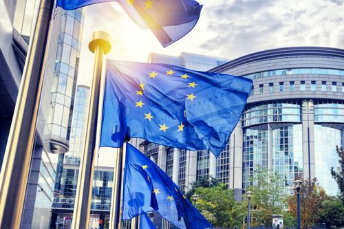 Le parlement européen à bruxelle